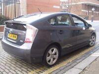 TOYOTA PRIUS 61 REG HYBRID ELECTRIC UK CAR 2011 +++ PCO UBER READY +++ 5 DOOR HATCHBACK