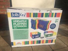 Playpen for children