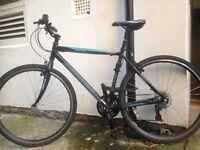 Good oportunity!! Quantum 8000 bike to sell!! Lock helmet and allen keys given!!