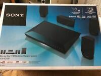 Sony 3D blue ray home cinema system