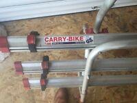 3 Bike carrier for Motorhome