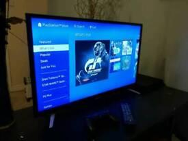 Sharp 32-inch TV (new)