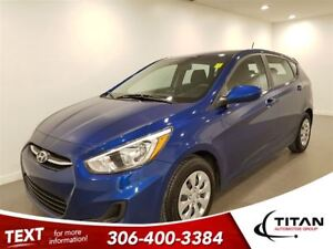 2017 Hyundai Accent SE|Auto|Bluetooth|Htd. Seats|Low Kms