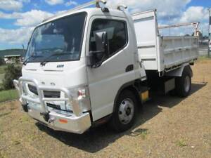 Mitsubishi Canter 715 Factory tipper Tipper Glanmire Gympie Area Preview