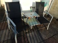 Free patio two seater love seat