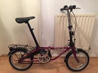 Newish)Ladies Dahon classic 3 Bike *Delivery