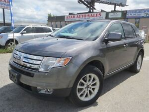 2010 Ford Edge SEL,Sunroof,Leather