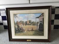 Cricket Picture / Print