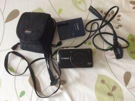 Canon Sx230 Camera with accessories