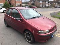 2004 Fiat PUNTO PERFECT Drive Mot. Tax. Warranty Guaranteed