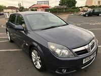 Automatic Vauxhall Signum 1.9 cdti, Diesel, Estate, Half Leather, Service History, EXCELLENT DRIVE