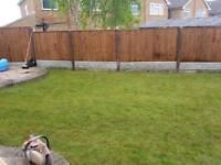 Fencing Turfing Decking Repairs