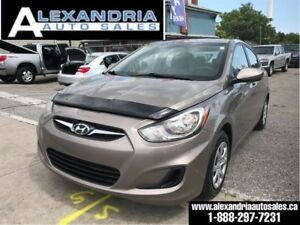 2013 Hyundai Accent GLS/loaded/excellent condition/safety includ