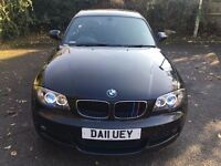 2011 bmw 118d coupe m sport diesel 2.0 automatic , alot of extra, part exchange swap welcome