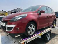 2011/11 Renault Scenic✅Spares/Repairs✅Starts and Drives✅1.5 Dci✅Dymanique Tom Tom