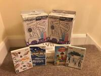 Wii Console and Wii Games