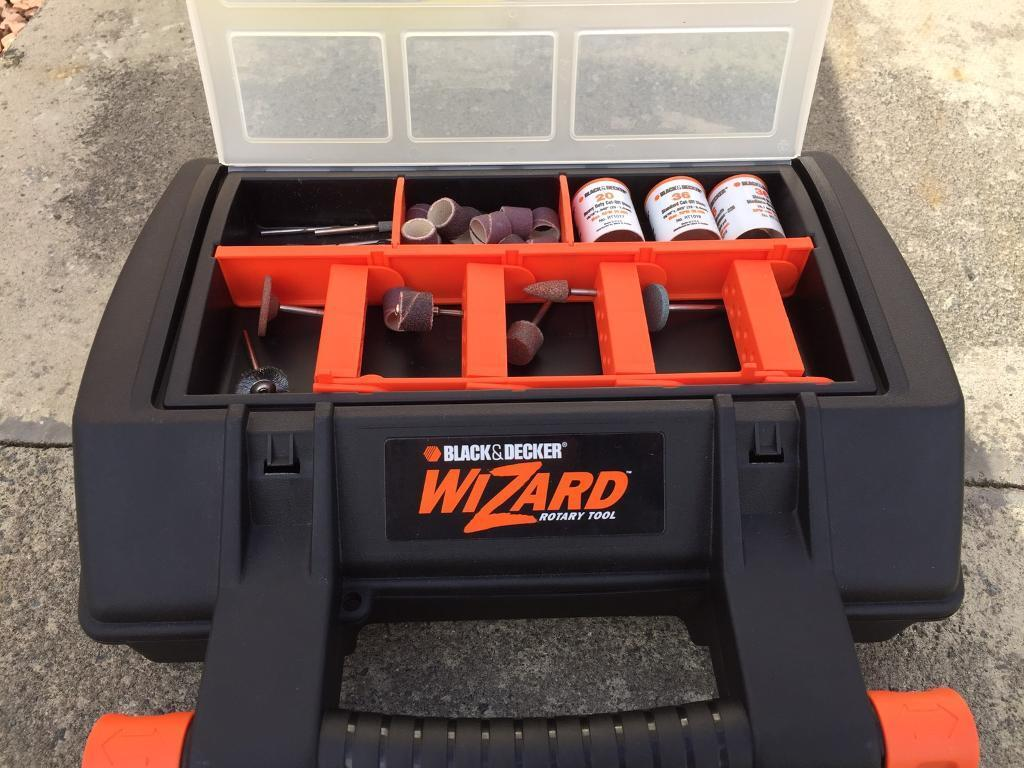 Black & Decker Wizard rotary tool for sale