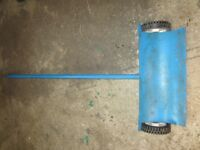 MOOVIT wheeled snow shover / shovel tool