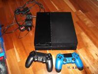 PS4 CONSOLE BUNDLE 2TB 14 GAMES
