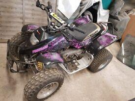 Proshark 100 rmx kids race quad