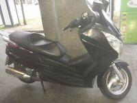 Honda swing 125cc