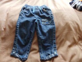 Boys Trousers Age 18-24 Months 50p Each