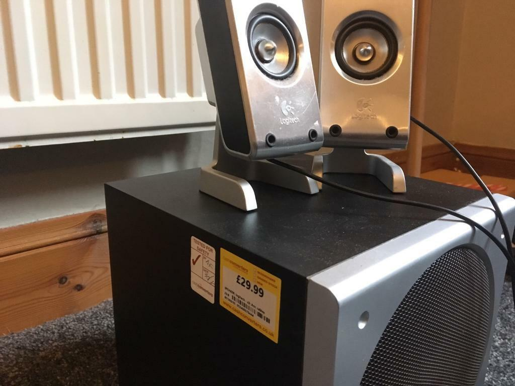 bf52e1bcf56 Logitech Z3 2.1 speaker set | in Gorgie, Edinburgh | Gumtree