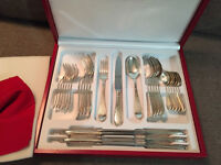 Robbe & Berking-R & B-Martelé cutlery 925g