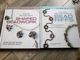 25 jewellery making books + over 200 magazines
