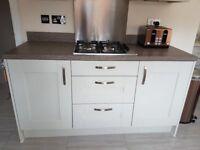 Beautiful modern fitted kitchen units