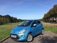 2010 FORD KA 1.2 ZETEC PETROL, MANUAL ***BRAND NEW MOT & OIL SERVICE UPON SALE***ONLY-£30-A-YEAR-TAX