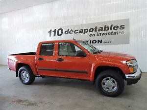 2008 Chevrolet Colorado LT Z-71 4X4 CREW CAB
