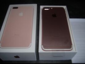 APPLE IPHONE 7+ BRAND NEW IN BOX