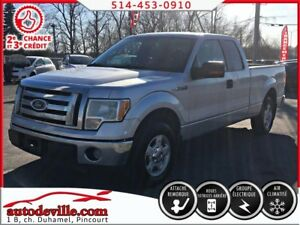 2010 Ford F-150 XLT FINANCEMENT DISPONIBLE