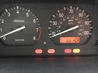 2002 Rover 25 Hatch