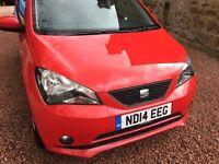Seat Mii 1.0 Sport 5 Door - SAT NAV - 70+ MPG - 1 Years MOT - Beautiful Condition!