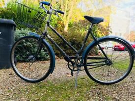 Vintage Bike Cambridge Style