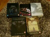 Game of thrones (season 1-5 individual boxsets)