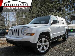 2011 Jeep Patriot 4X4 NORTH EDITION