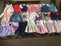 Huge bundle of girls clothes 3-6 months