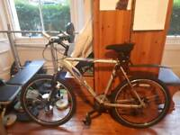 8 month old excellent condition bike for sale