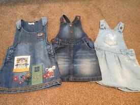 Age 1 1/2-2 clothing bundle