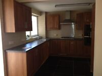 Complete Kitchen including Cubboards, Sink, Tab, Hob & Hood, Oven & Microwave