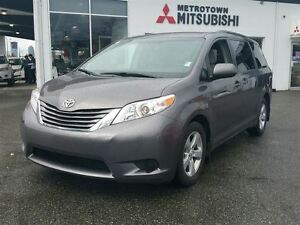 2016 Toyota Sienna LE 8 Passenger; No accidents!