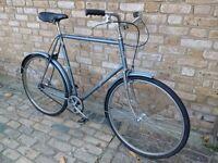 Vintage Raleigh - Men's Single Speed Bike - 63cm
