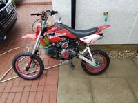 125cc pitbike/stomp
