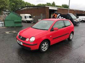2003 Volkswagen Polo ***Automatic*** Low Mileage, BARGAIN