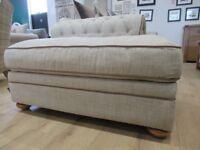 NEW Langar Footstool RRP £420!