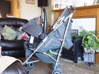 Maclaren technic xlr Stroller and accessories
