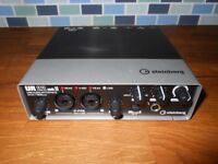 Steinberg UR22 MK2 · Audio interface / USB sound card